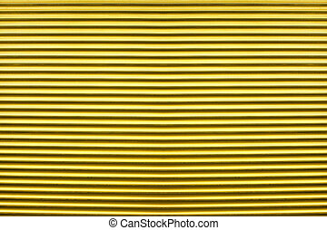 Abstract yellow texture blinds showcase