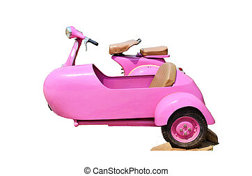 Classic Pink Sidecar