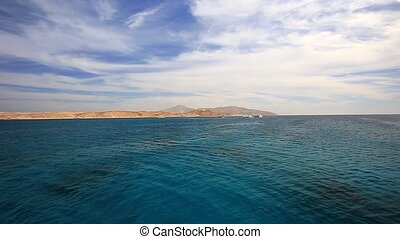 Red sea - Seascape in Red Sea in Egypt