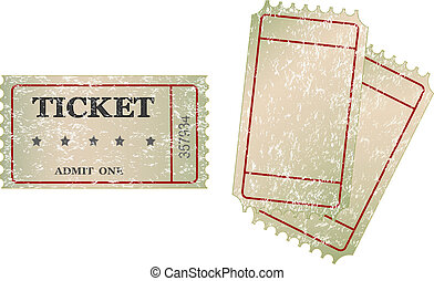 tickets  - old tickets