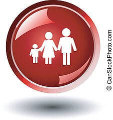 family red button