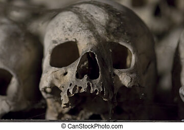 Sedlec Ossuary - Charnel-house - The Sedlec Ossuary is a...