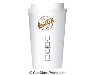 Coffee Cup, eps10,vector