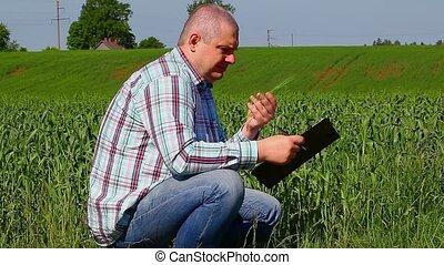 Farmer near the field episode 3