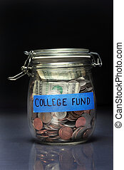 College fund - Save your money,you will need it
