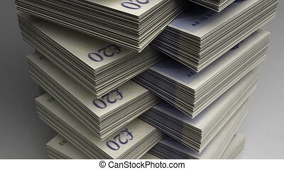 Stack of Pound