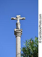 Cruceiro - Arte sacra popular en Villagarca de Arosa,...