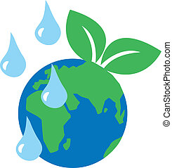 save the planet  - save the planet header or bannner