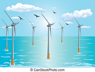 Floating Offshore Wind Turbine - Floating offshore wind...