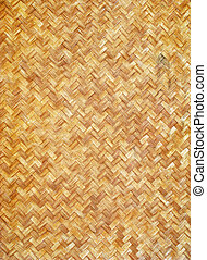 rattan texture background - close up rattan texture...