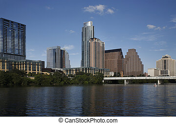 University of Texas at Austin - Austin is the capital of...