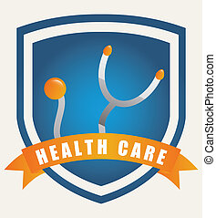 health care design - health care graphic design , vector...