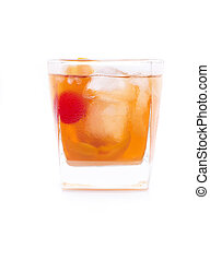 old fashion - a cocktail called old fashion, the cocktail...