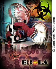 Ebola, Epidemia, -, biohazard
