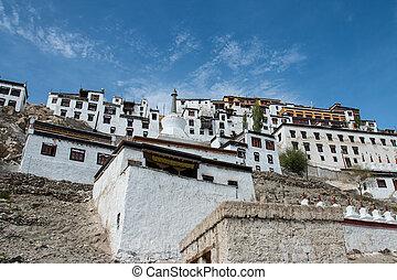 Thiksey Monastery,Leh Ladakh