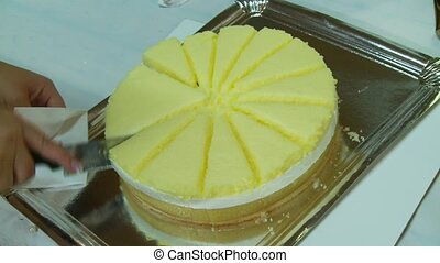 Flan, Cake