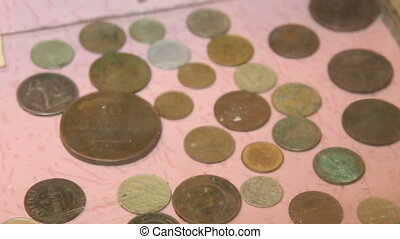 The legacy of Soviet and Russian money. Coins.