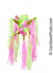 mexican pinata star shape - traditional pinata star shape...