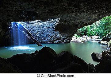 Springbrook National Park - Queensland Australia - The...