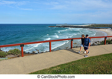 Coolangatta - Gold Coast Queensland Australia - COOLANGATTA...