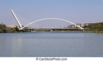 Guadalquivir River, Seville, Spain - On the Guadalquivir...