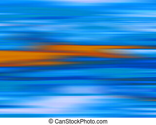 colorful motion blur