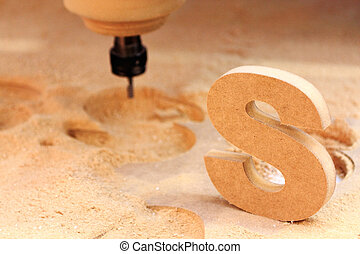chipboard processing