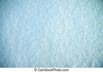 abstract background from snow shiny in sun