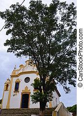 church Nossa Senhora dos Remdios in Fernando de Noronha