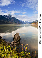 Invincible Summer - Summer day at Chilkoot Lake near Haines...