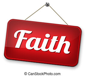 faith and trust - faith in god and jesus we trust believe in...