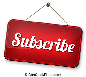 subscribe here - Subscribe here and become a member online...