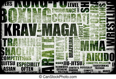 Krav Maga Martial Arts as a Fighting Style