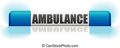 flashinglight ambulance
