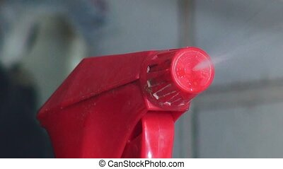 Spray Can, Spray Bottle, Chemicals