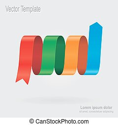 Modern Design template. Vector illustration. Can be used for...