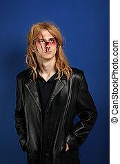Beaten up - Man beaten up