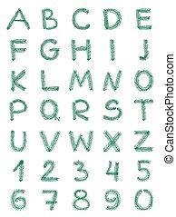 Fir alphabet