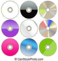 CD / DVD Set