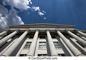 Utah State Capitol - The Utah State Capitol is located on...