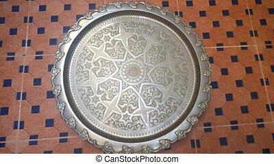 plateau artisanat marocain - artisanat marocain
