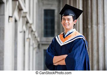 走廊, 畢業生