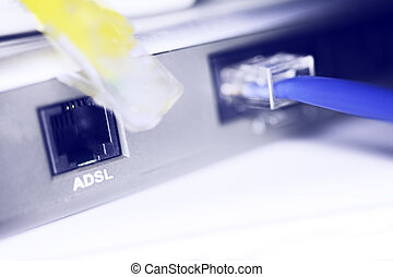 adsl router wifi