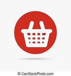 basket design  - basket graphic design , vector illustration