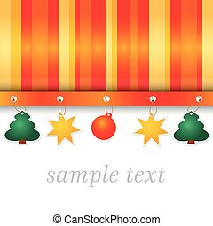 winter full color background with stripes in funny colors -...