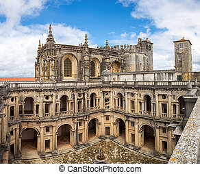 Knights of the Templar Convents of Christ Tomar Portugal -...