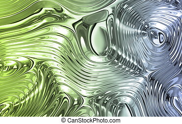 Liquid Metal Texture - Liquid Metal Wild Clean Ripple...