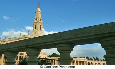 The Fatima Sanctuary, Portugal - Fatima Sanctuary and...