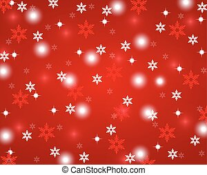 Christmas red background - Christmas red shiny abstract...