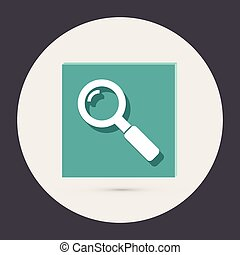magnifier search